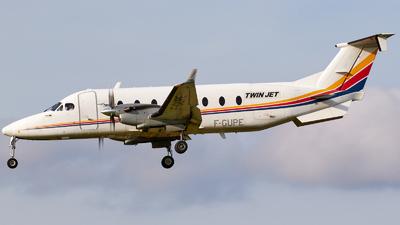 F-GUPE - Beech 1900D - Twin Jet