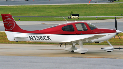 N136CK - Cirrus SR22-GTS Turbo - Private