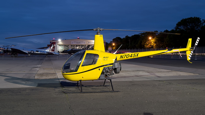 N7045X - Robinson R22 Alpha - Private