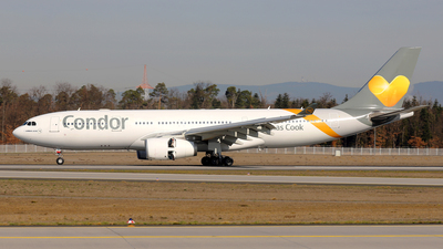 G-TCCI - Airbus A330-243 - Condor (Thomas Cook Airlines)