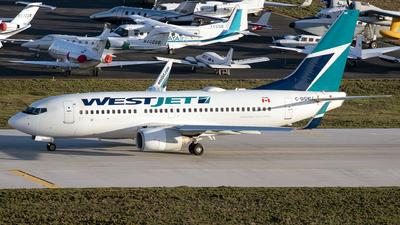 C-GGWJ - Boeing 737-7CT - WestJet Airlines