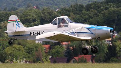 HA-MJC - Piper PA-25-235 Pawnee B - Aero Club - Malév