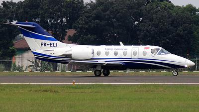 PK-ELI - Hawker Beechcraft 400A - Elang Lintas Indonesia
