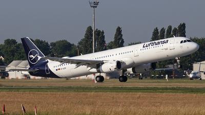 D-AIDK - Airbus A321-231 - Lufthansa