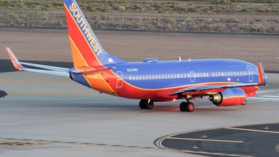 N225WN - Boeing 737-7H4 - Southwest Airlines
