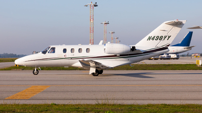 N498YY - Cessna 525 CitationJet 1 - Private