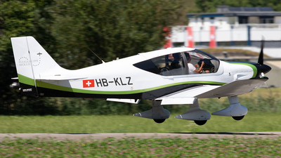 HB-KLZ - Robin DR401/155CDI - Fluggruppe Mollis