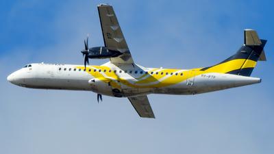 PP-PTP - ATR 72-212A(500) - VoePass Linhas Aéreas