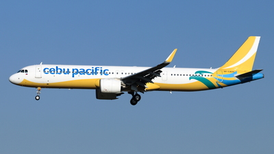 RP-C4120 - Airbus A321-271NX - Cebu Pacific Air