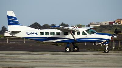 N110EM - Cessna 208 Caravan - Private