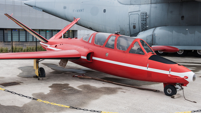 457 - Fouga CM-170 Magister - France - Air Force