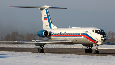 RF-66009 - Tupolev Tu-134A - Russia - Air Force