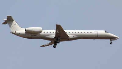 ZS-BBJ - Embraer ERJ-145LR - Solenta Aviation