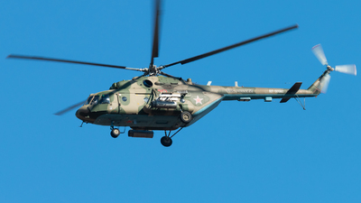 RF-90682 - Mil Mi-8MT Hip - Russia - Air Force