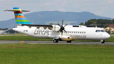 SE-MKK - ATR 72-212A(600) - Braathens Regional