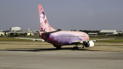 HS-BRU - Boeing 737-3J6 - Siam Air