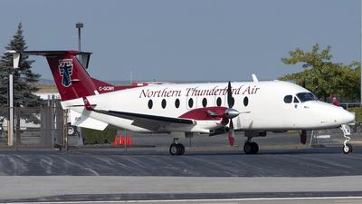 C-GCMY - Beech 1900D - Northern Thunderbird Air
