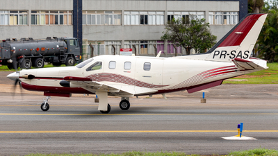 PR-SAS - Socata TBM-850 - Private