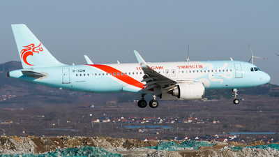 A picture of B321W - Airbus A320251N - Loong Air - © YNTer2021