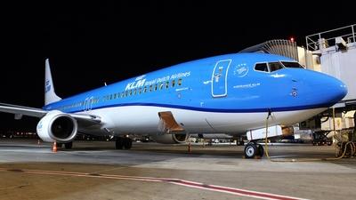PH-BXP - Boeing 737-9K2 - KLM Royal Dutch Airlines