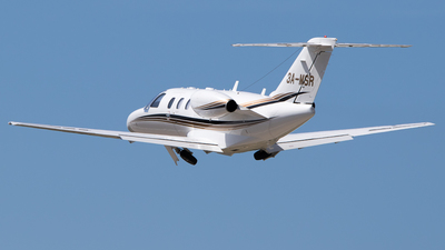 3A-MSR - Cessna 525 CitationJet 1 Plus - Private