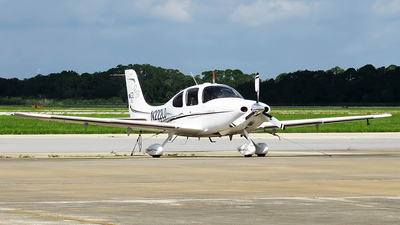 N222LD - Cirrus SR22 G3 Turbo GTS - Private