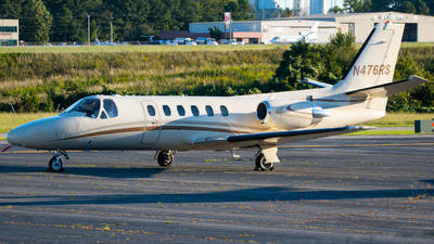 N476RS - Cessna 550 Citation II - Private