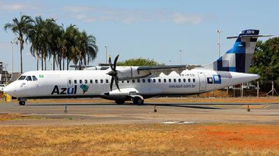 PP-PTO - ATR 72-212A(500) - Azul Linhas Aéreas Brasileiras