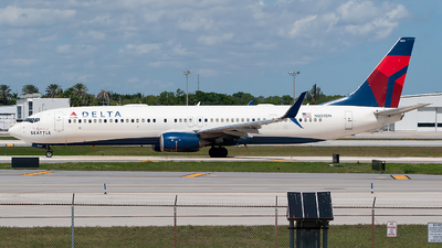 A picture of N809DN - Boeing 737932(ER) - Delta Air Lines - © Mark Lawrence
