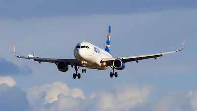 N632NK - Airbus A320-232 - Spirit Airlines
