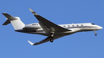 N65FG - Gulfstream G650ER - Private