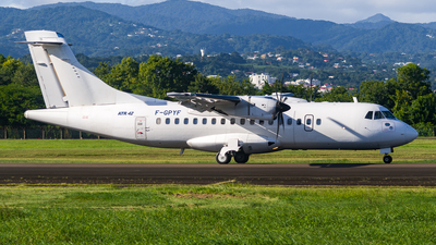F-GPYF - ATR 42-500 - Air Antilles Express