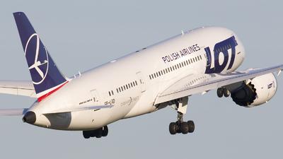 A picture of SPLRD - Boeing 7878 Dreamliner - LOT - © Rafal Pruszkowski