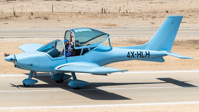 4X-HLH - Fly Synthesis Texan - Private