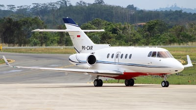 PK-CAR - Hawker Beechcraft 900XP - Indonesia - Government