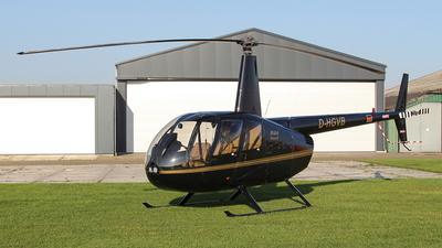 D-HGVB - Robinson R44 Raven II - Private