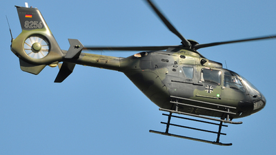 82-56 - Eurocopter EC 135T1 - Germany - Army