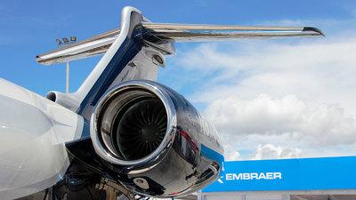 N878EE - Embraer EMB-550 Legacy 500 - Private