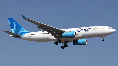 TC-OCV - Airbus A330-243 - Onur Air