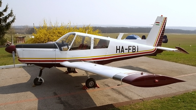 HA-FBI - Zlin 43 - Aero Club - Rair Hungary
