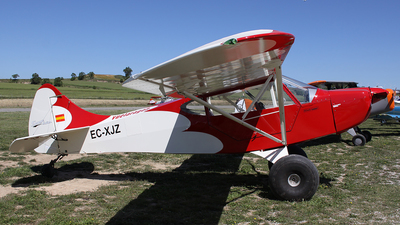 EC-XJZ - Zlin Savage Cruiser - Private