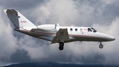 D-ISIR - Cessna 525 Citationjet CJ1+ - StarJet Aviation