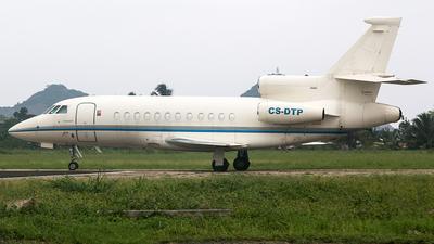CS-DTP - Dassault Falcon 900B - Omni Aviação e Tecnologia
