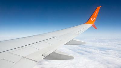 UR-SQA - Boeing 737-8H6 - SkyUp Airlines