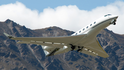 N758PB - Gulfstream G650ER - Private