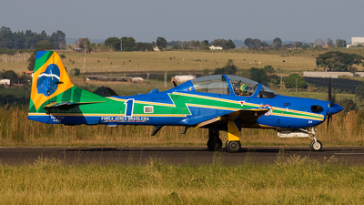 FAB5734 - Embraer A-29A Super Tucano - Brazil - Air Force
