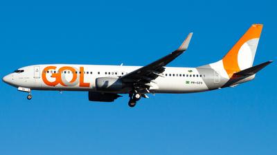 PR-GZS - Boeing 737-8AS - GOL Linhas Aereas