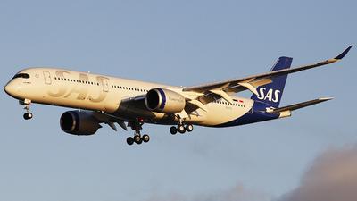 SE-RSA - Airbus A350-941 - Scandinavian Airlines (SAS)