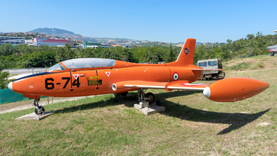 MM54194 - Aermacchi MB-326E - Italy - Air Force