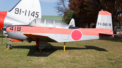 71-0419 - Beechcraft T-34A Mentor - Japan - Air Self Defence Force (JASDF)